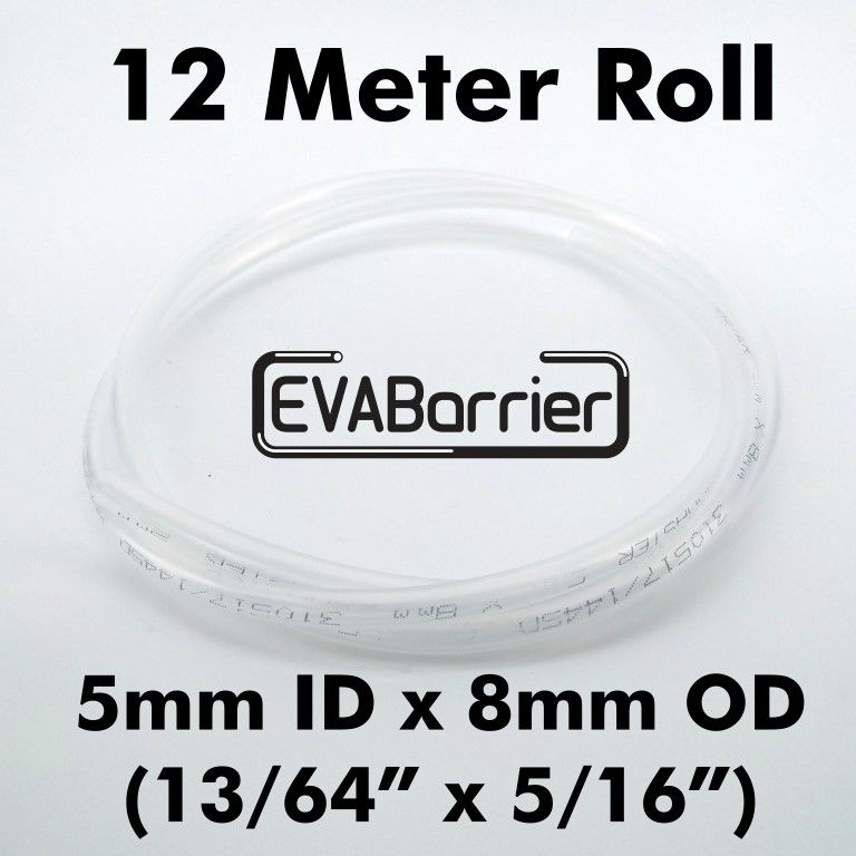 EVABARRIER 5mm BEER / GAS 12M Roll