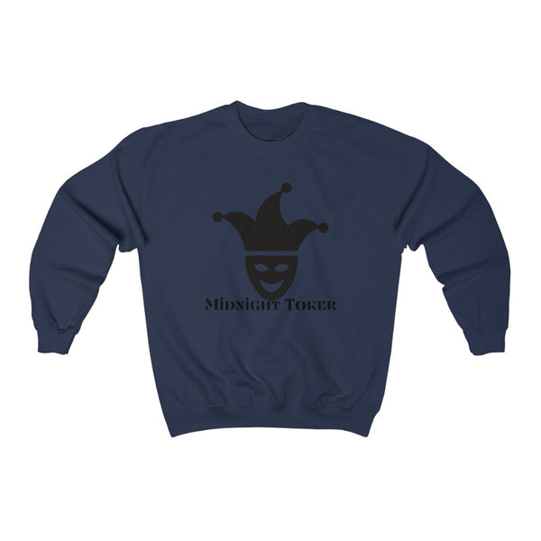 Midnight Toker Crewneck Sweatshirt