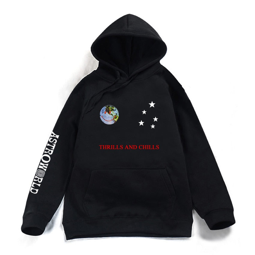 THRILLS AND CHILLS Hoodie