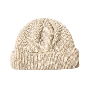 Knitted Cuffed Skullcap - DigHats