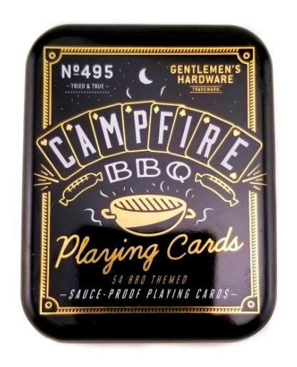 Campfire BBQ Playing Cards No. 495