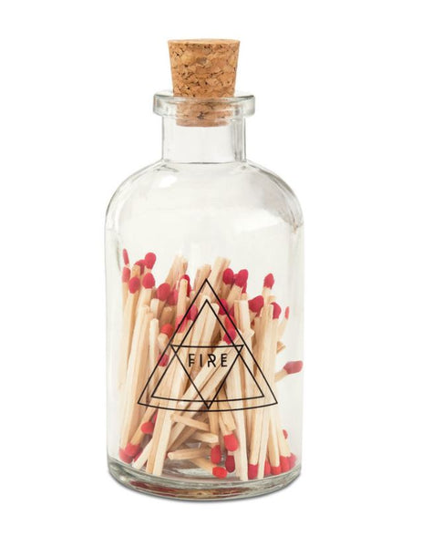 Alchemy Small Match Bottle