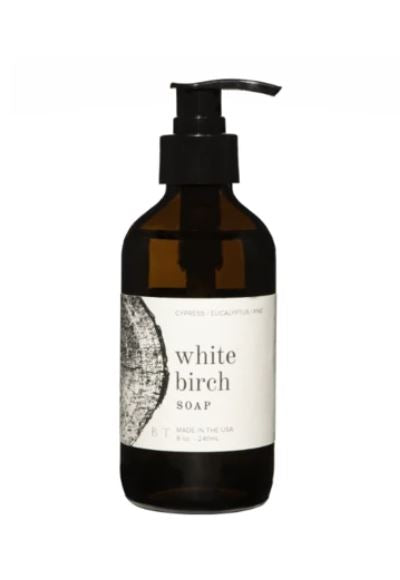 White Birch Soap