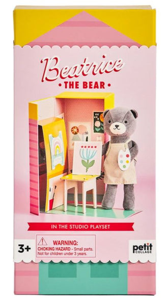 Beatrice The Bear Animal Play Set