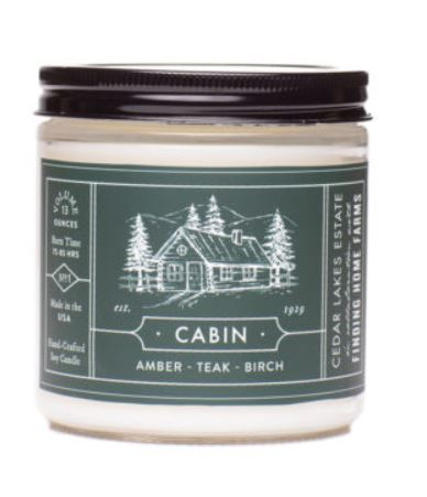 Candle Estate - Cabin