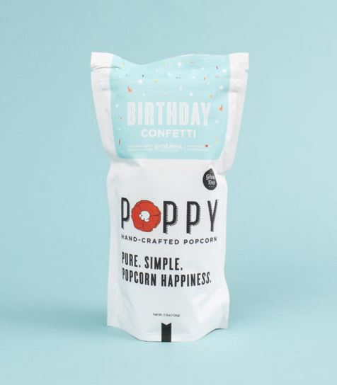 Birthday Confetti Market Bag