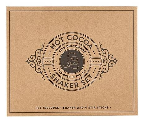 Cardboard Book Set - Hot Cocoa