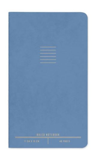 Single Flex Undated Planner - Cornflower