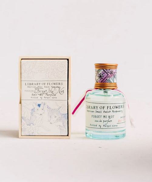 Library of Flowers Forget Me Not Eau de Parfum
