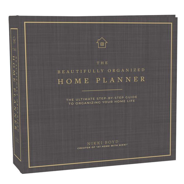 Beautifully Organized Home Planner