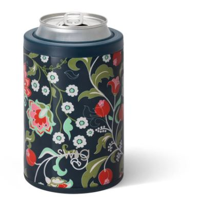 Lotus Blossom Combo Can & Bottle Cooler (12oz Cans & Bottles)