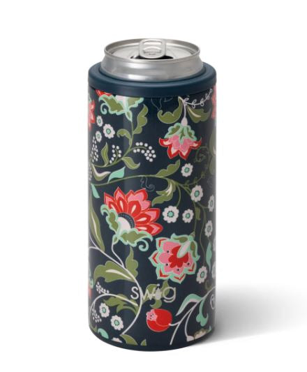 Lotus Blossom Skinny Can Cooler (12oz)