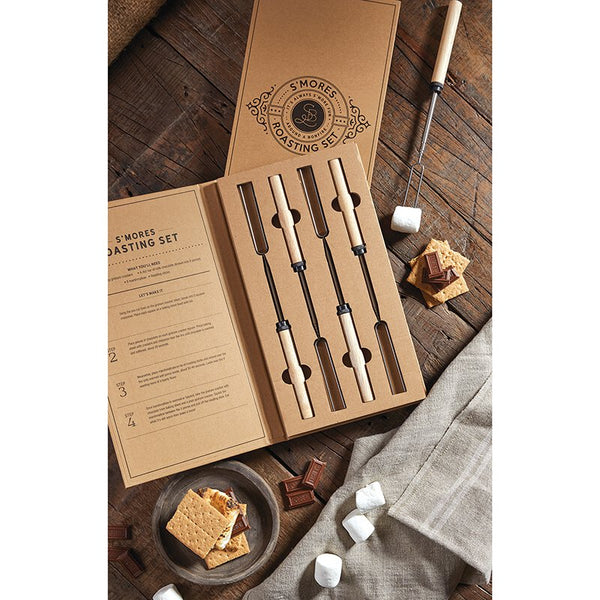 Cardboard Book Set - S'mores