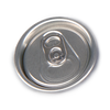 Crown 202 LOE Beverage Can End, Silver, Blank/Unincised