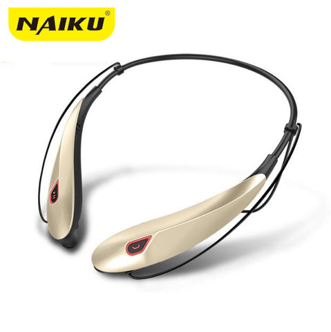 NAIKU Y98 Wireless Stereo Bluetooth Headset Music Headphone Sport Bluetooth Earphone Handsfree In Ear Earbuds MP3 Media Play