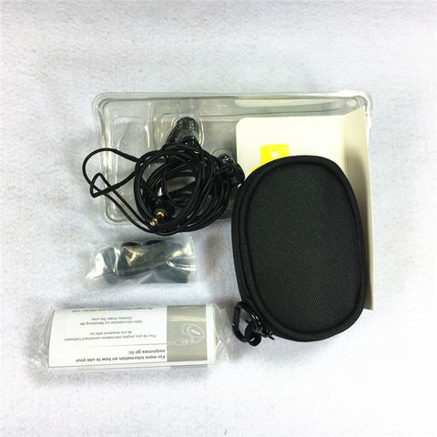 Brand SE215 SE315 SE535 Hi-fi stereo Headset Noise Canceling 3.5MM In ear Earphones Separate Cable headset with Box