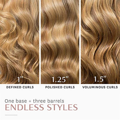 T3 Single Pass Curling Iron