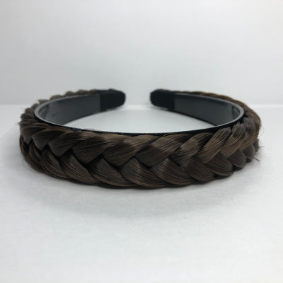 Madison Braid | Hard Headband