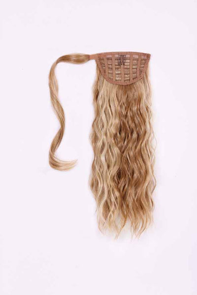 "Style Accessories - 23"" Long Wave Pony By Harido"