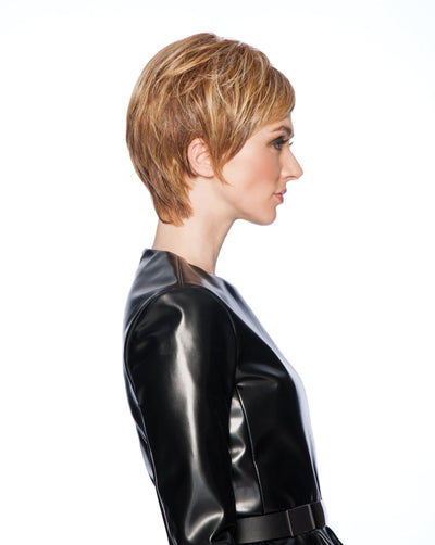 Wigs - Heat Friendly Synthetic - Feather Cut