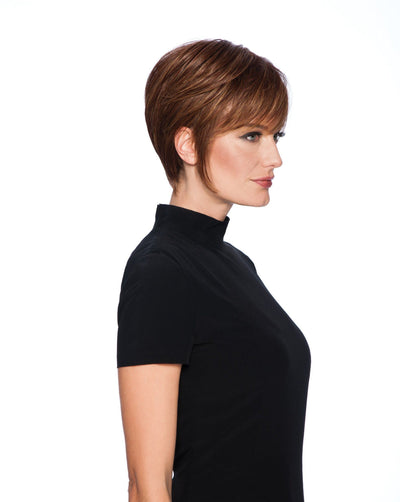 Wigs - Heat Friendly Synthetic - Wispy Cut