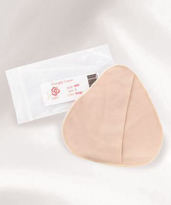 Breast Forms Covers fits Triangle and Standard Breast forms