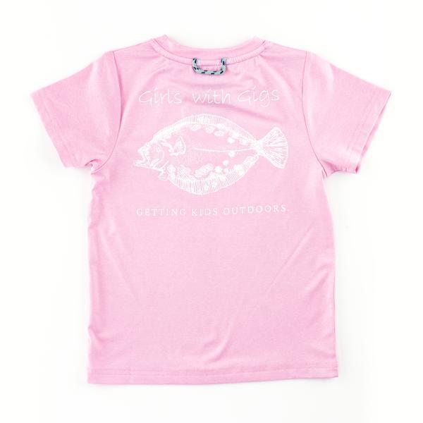 PINK GIRLS WHO GIG PERFORMANCE T (584PPGIG)