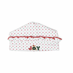 GIRL'S CHRISTMAS JOY HAT (659-50)