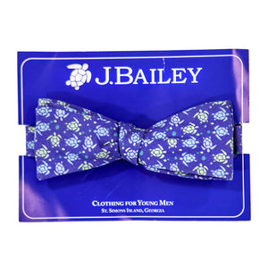 BAILEY BOYS-TURTLE BOW TIE