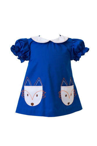 FOX DRESS (19FA17AF19A)