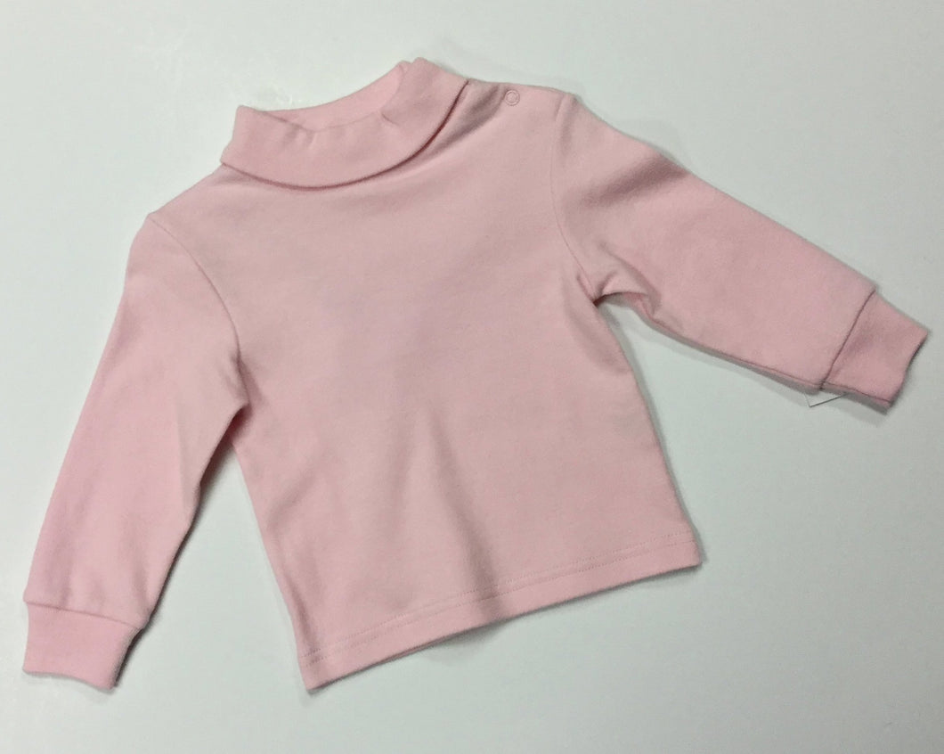 PINK TURTLE NECK (006384)