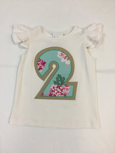 BIRTHDAY NUMBER SHIRT (SP18106)