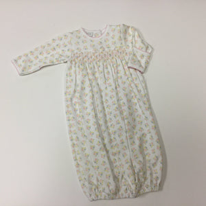 Emilys Smocked Gown (022193)