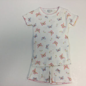 BUTTERFLY KISSES SHORT PJS (016089)