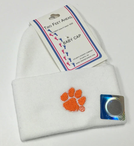 Copy of Clemson Cap Paw (000103)