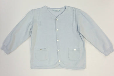 BOYS PLEATED CARDIGAN (015243)