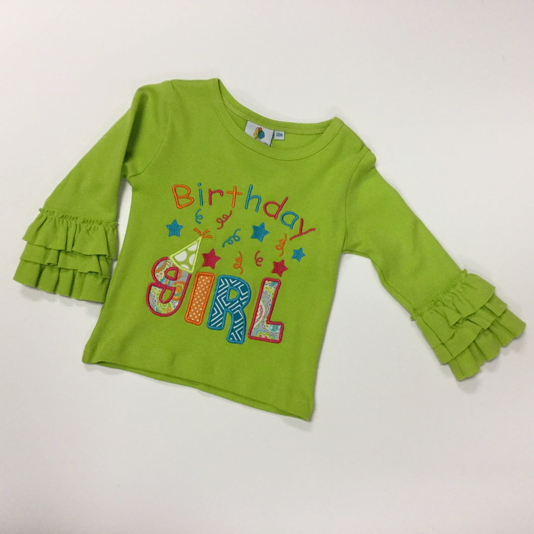 GREEN BIRTHDAY SHIRT (018123)