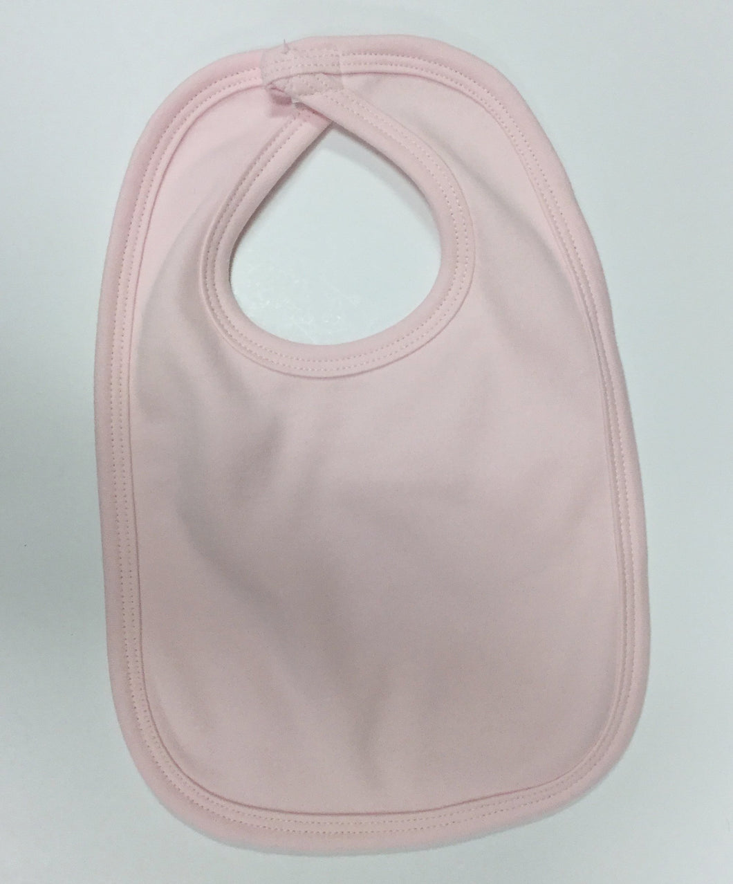 GIRLS PLAIN BIB (003216)