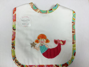 3 MARTHAS - MERMAID BIB