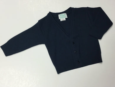 BOYS V-NECK CARDIGAN (000256)