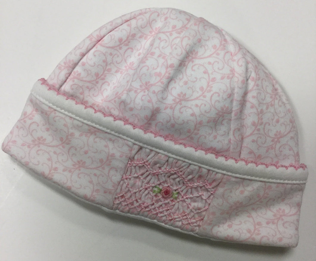 Julianna Smocked Hat (023084)