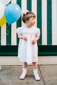 GIRLS BIRTHDAY DRESS (V-BDAY-D)