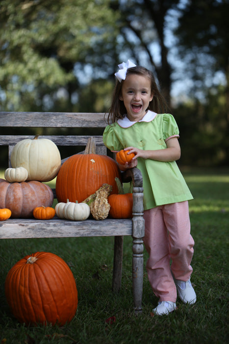 PUMPKIN PANT SET (0C-PKN)
