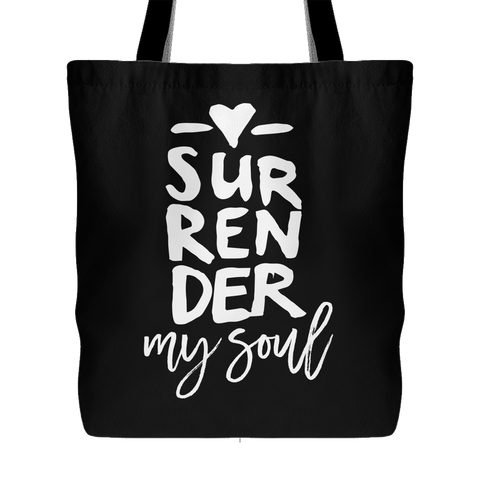 Surrender My Soul - Tote Bag