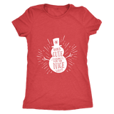 Cute Nice List Women's Shirt