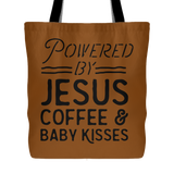 Powered by...Tote Bag