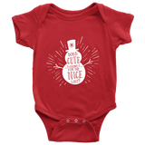Cute Nice List Onesie