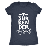 Surrender - Crew Neck - Women's
