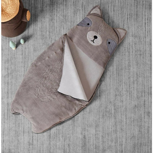 Campout Raccoon Sleeping Bag