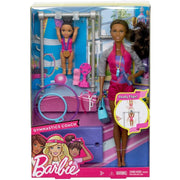 Barbie Barbie Barbie Gymnast Doll